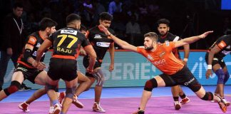Pro Kabaddi League Fantasy Tips Gujarat Fortunegiants vs U Mumba
