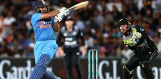 New Zealand vs India third T20I