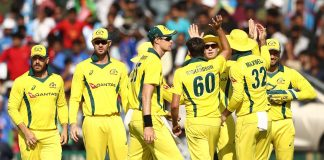 India vs Australia Fifth ODI