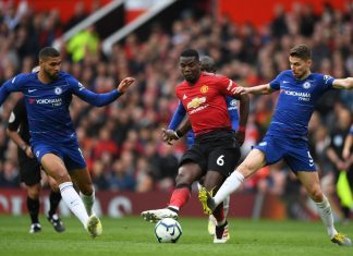 FOOTBALL - EPL - UNITED vs CHELSEA