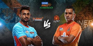 KABADDI - PKL 7 - WARRIORS vs PALTAN