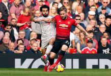 FOOTBALL - EPL - UNITED vs LIVERPOOL