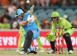 CRICKET - BBL - KNOCKOUT