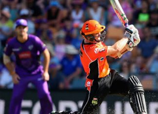 CRICKET - BBL - SCORCHERS vs HURRICANES