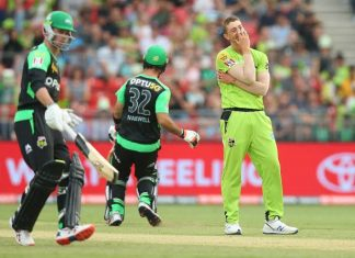 CRICKET - BBL - STARS vs THUNDER