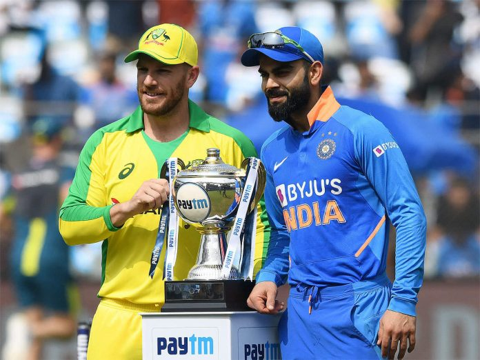 CRICKET - AUSTRALIA vs INDIA ODI I