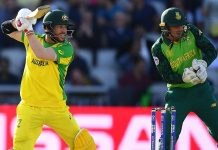 CRICKET - SA vs AUS T20I I