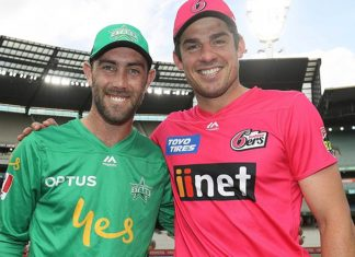 CRICKET - BBL FINAL - SIXERS vs STARS