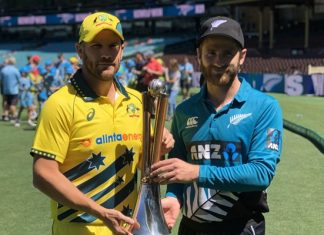 CRICKET - AUS vs NZ ODI I