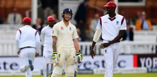 CRICKET - ENG vs WI TEST 1