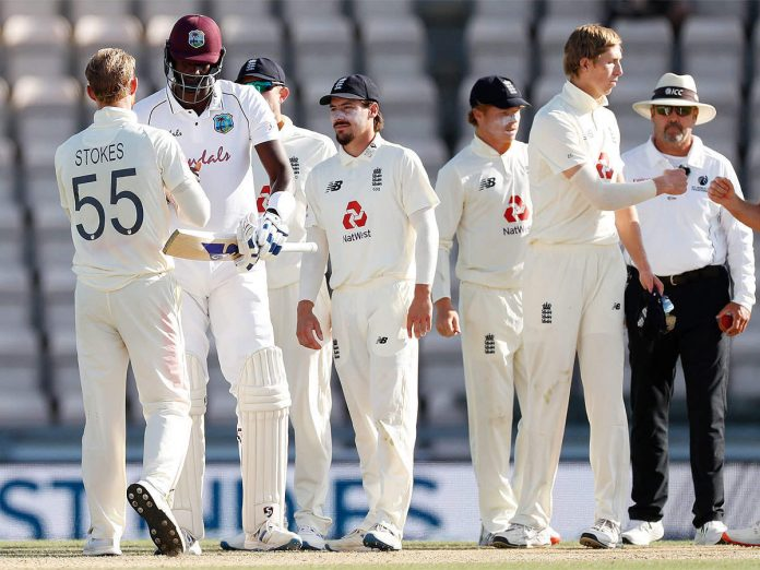 CRICKET - ENG vs WI TEST II