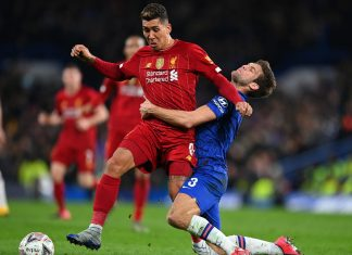 FOOTBALL - EPL - LIVERPOOL vs CHELSEA