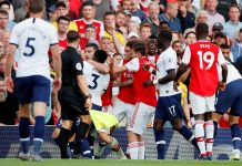 FOOTBALL - EPL - TOTTENHAM vs ARSENAL