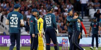 CRICKET - ENG vs AUS ODI I