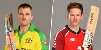 CRICKET - ENG vs AUS T20I I