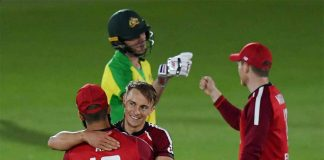 CRICKET - ENG vs AUS T20I II